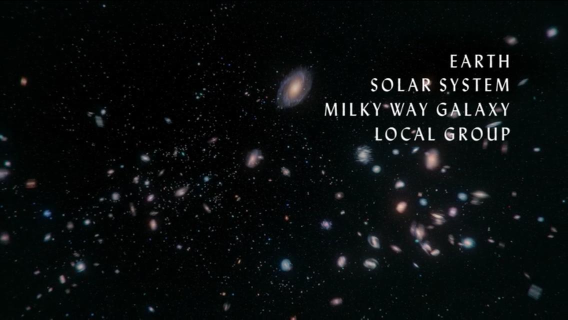milky way galaxy cluster - photo #4